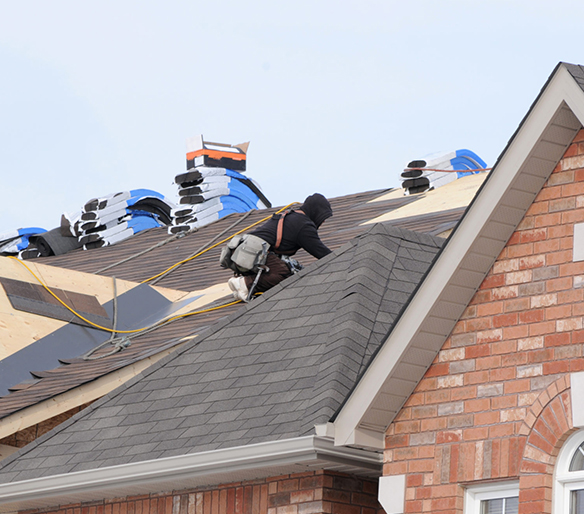 Roof Restoration from Storm Damage in Ohio